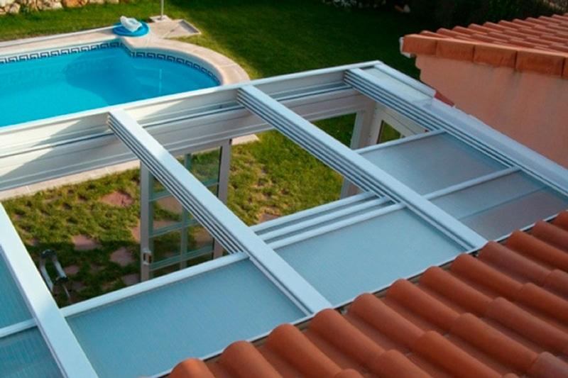 techos móviles para terrazas